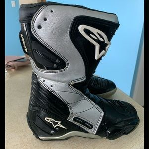 Alpine Stars Riding boots